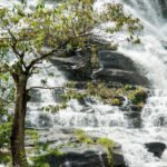 Ma Ya Waterfall at Doi Inthanon near to Suan Sook Boutique bed and breakfast homestay accommodation