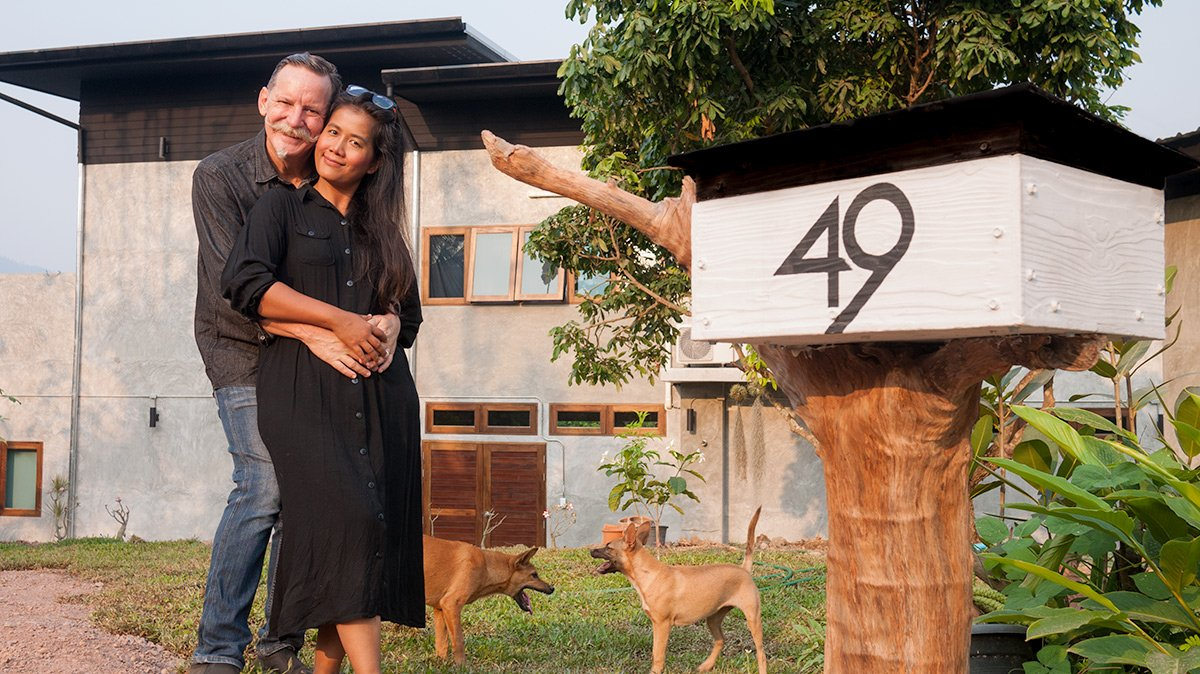 Suan Sook Homestay Kevin and Pansa at Number 49