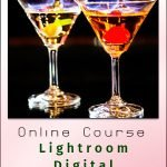 Lightroom digital workflow online course advertisement