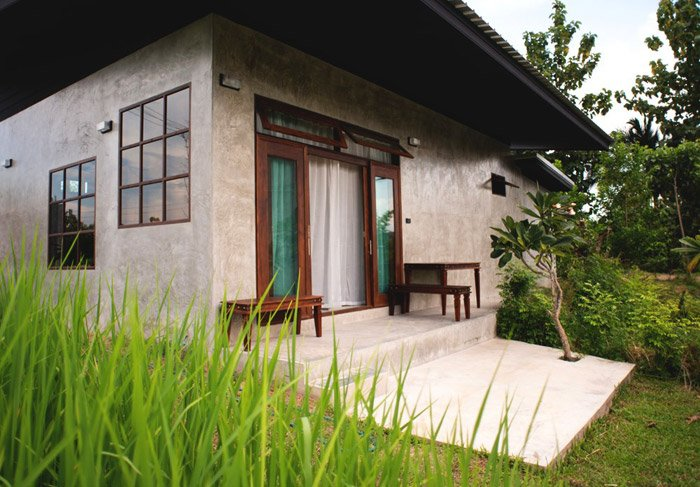 Suan Sook Homestay family cottage exterior